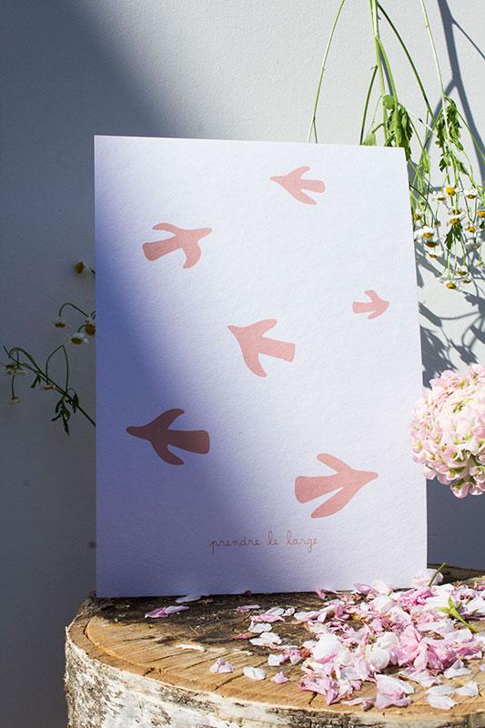 A4-papierblanc-prendrelelarge-rose